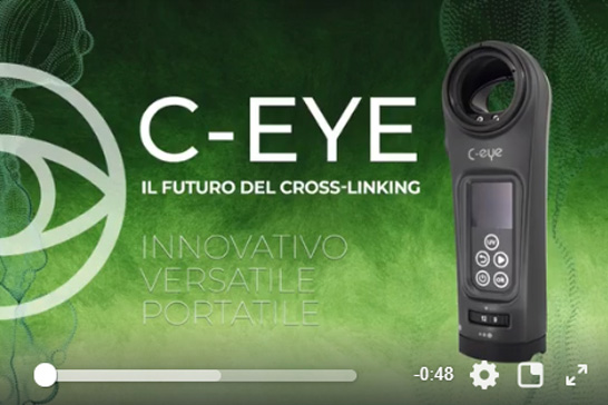 c-eye CROSS-LINKING